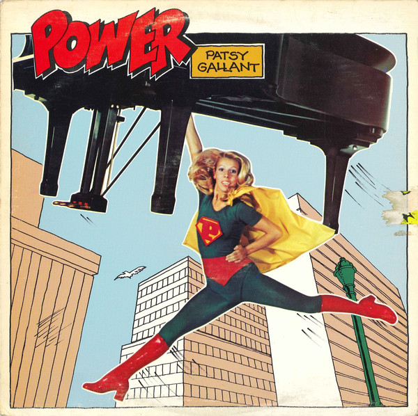 Patsy Gallant - Power