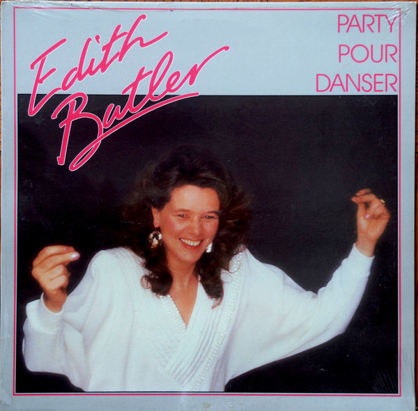 Édith Butler - Party pour danser