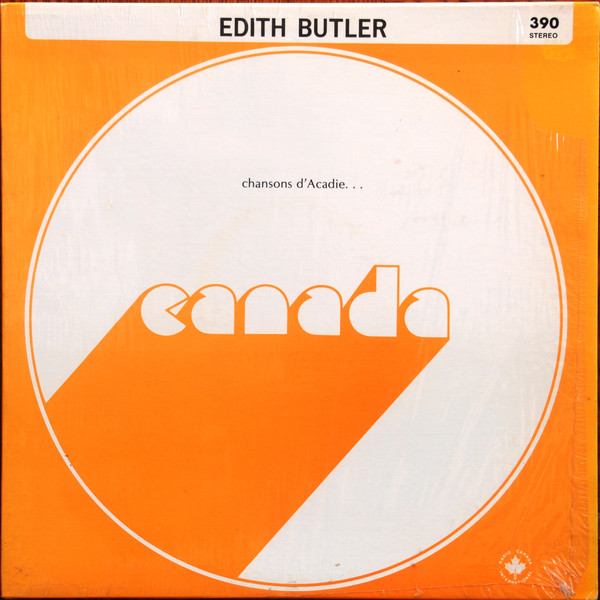 Édith Butler - Chansons d'Acadie