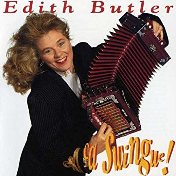 Édith Butler - Ça swingue!