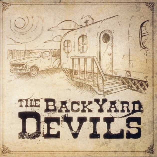The Backyard Devils - The Backyard Devils