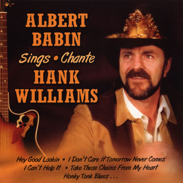 Albert Babin - Sings Hank Williams