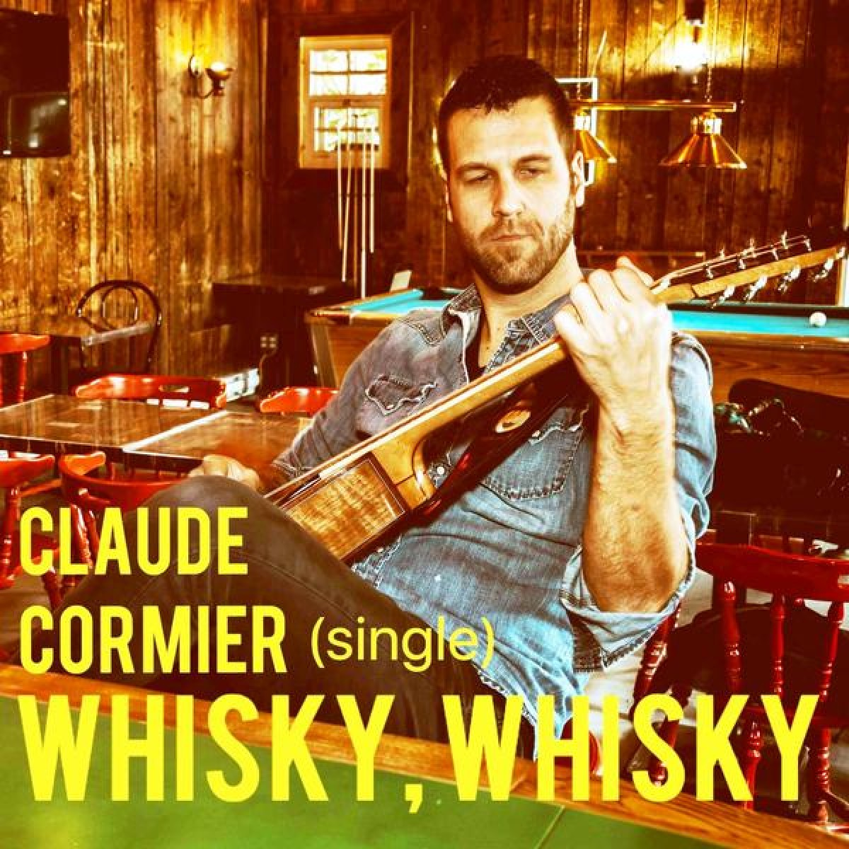 Claude Cormier - Whisky, whisky