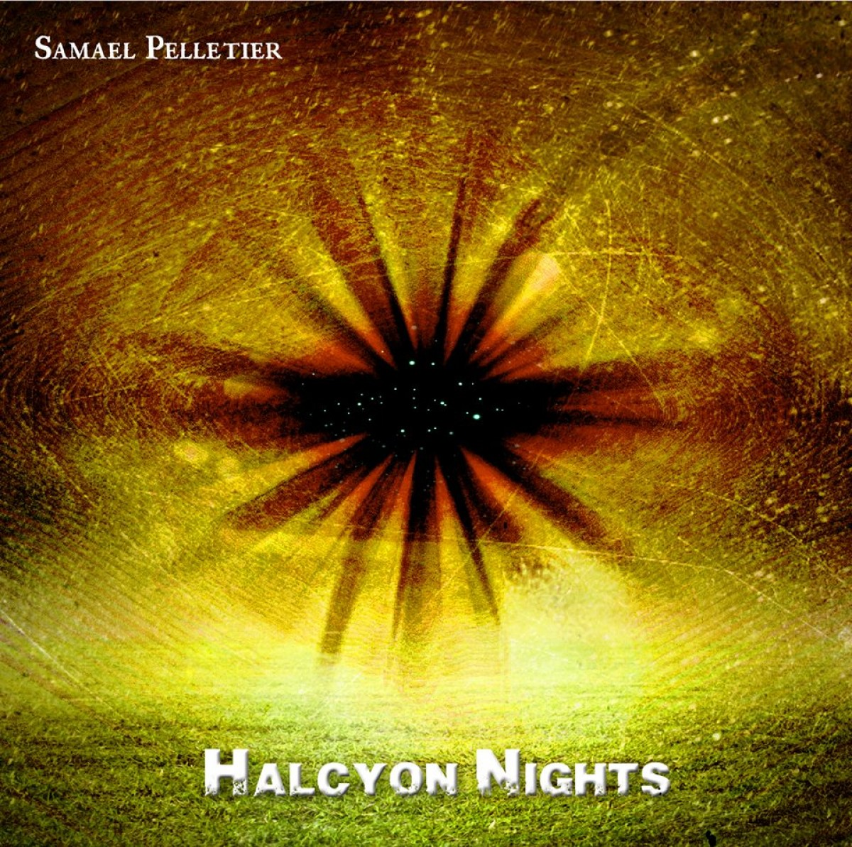 Samaël Pelletier - Halcyon Nights